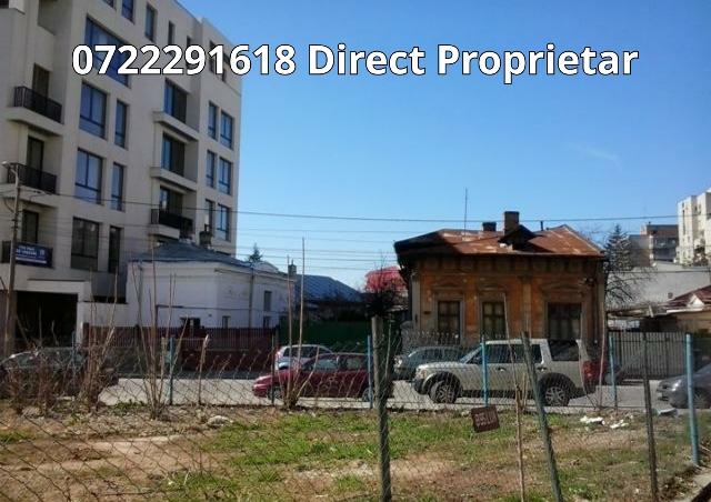 Vanzare TEREN CONSTRUCTII  13 Septembrie Bucuresti